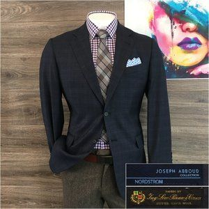 Joseph Abboud Loro Piana Suit Jacket Sport Coat